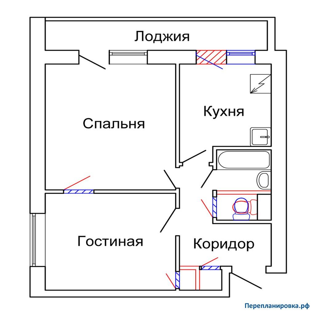И 209а размер балкона. - лоджии - каталог статей - балкончик.
