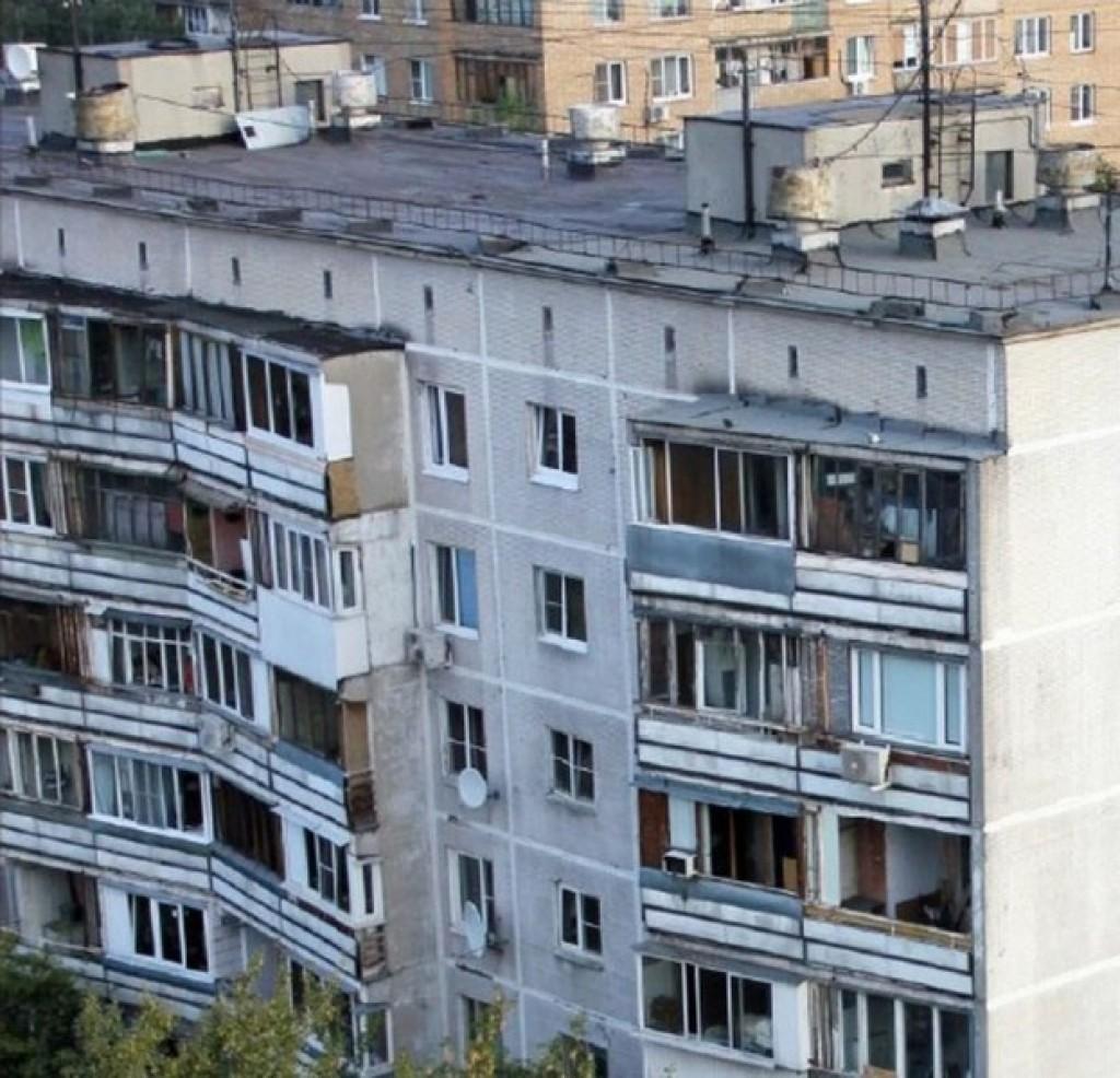 Благоустройства балконов дома серии i 515 9ш.